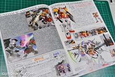 MG 1-100 Gundam HeavyArms EW Unboxing OOTB Review (16)