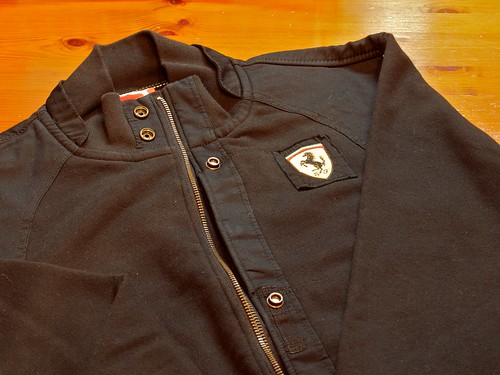 Scuderia Ferrari Sweat Jacket