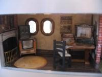 Steampunk Caravan Living room | Flickr - Photo Sharing!