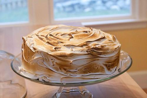 Tartine Lemon Meringue Cake