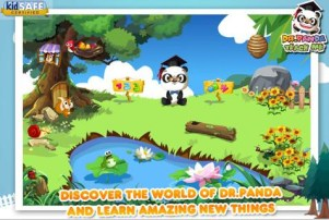 Dr. Panda App Screen Shot