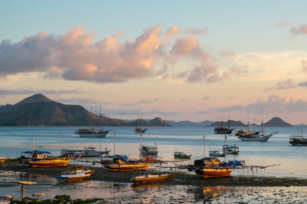 Labuanbajo Golden Hour