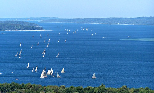 Lake Charlevoix Yacht Race