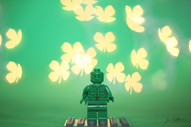 Lucky Lego and Lights