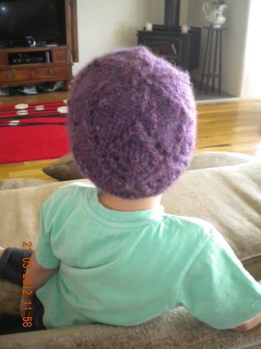 Lilliput Hat by Meg Myers