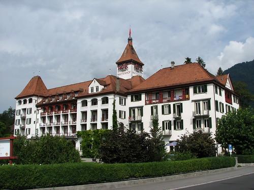 Hotel / Hostel Mattenhof