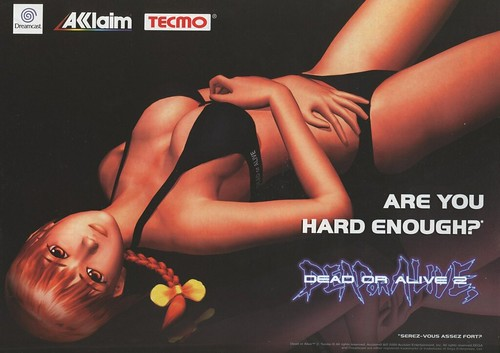 Dead or Alive 2 - via dreamagain