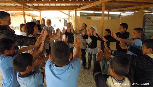 Oral Bedouin Tradition - Storytelling workshop