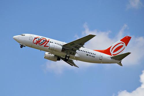 Gol | Boeing 737-700 @ SBGR