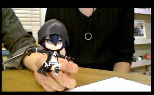 Nendoroid Black Rock Shooter: TV Animation version