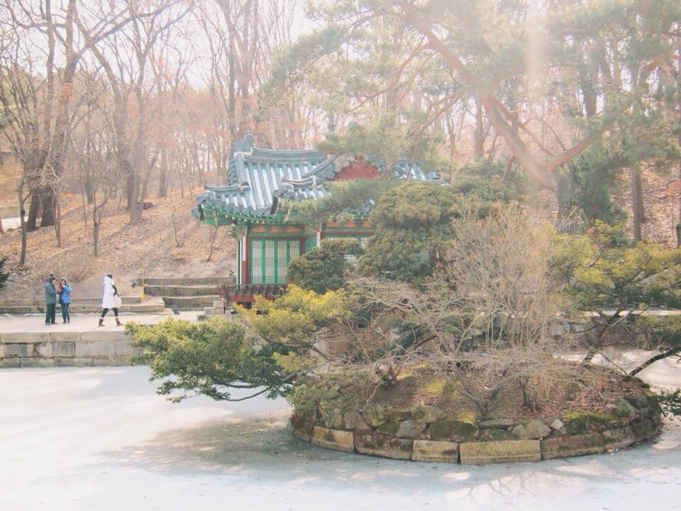 Changdeokgung Korea