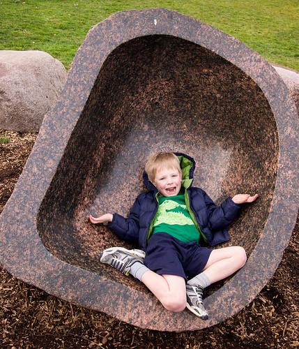 Dahl Field Rock Sculptures
