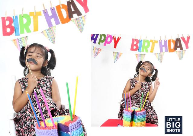 Happy Birthday Dina! | Birthday Studio Portraiture