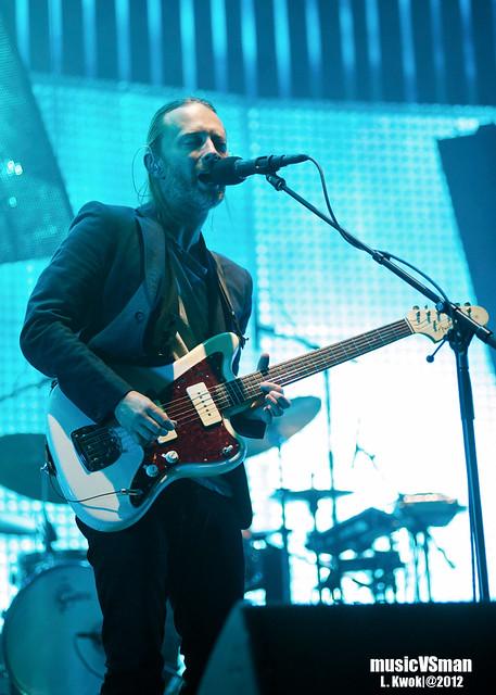 Radiohead @ Scottrade