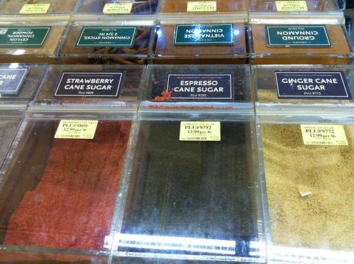 Whole Foods Flavored Sugar