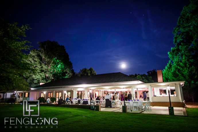 Super Moon at Erin & Joshua's Wedding   Burge Plantation   Atlanta Covington Mansfield Wedding Photographer