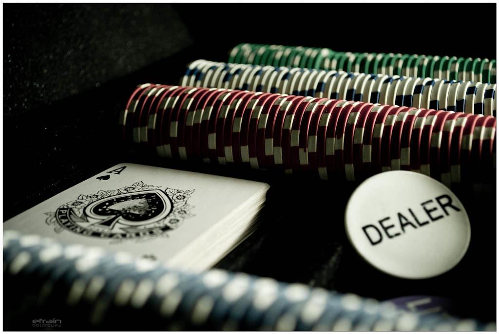 2012-03-27: Poker night