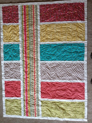 Quilted Colorblock