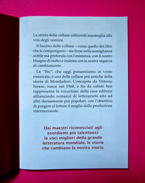 Mondadori / SIS, brochure pubblicitaria 2/2012, 2