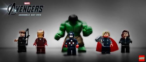Avengers Minifigures