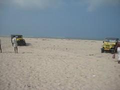 Indian Ocean side