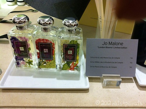 Jo Malone London Blooms Collection at Nordstroms - The Grove