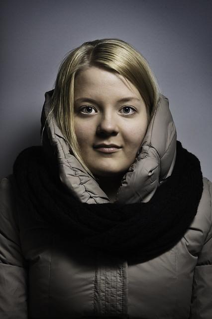 Ilona portrait