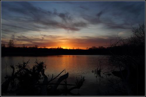 IMG_3909 Sunset over river 2(border)