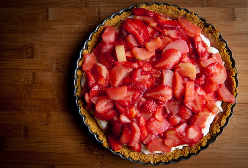 Strawberry Rhubarb Pie