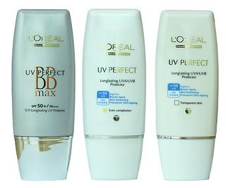 L'Oreal UV Perfect BB Max