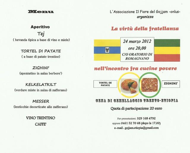CENA 24MARZO 2012