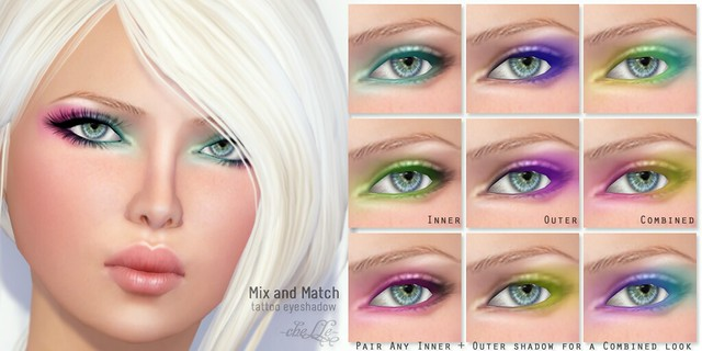 cheLLe - Mix And Match