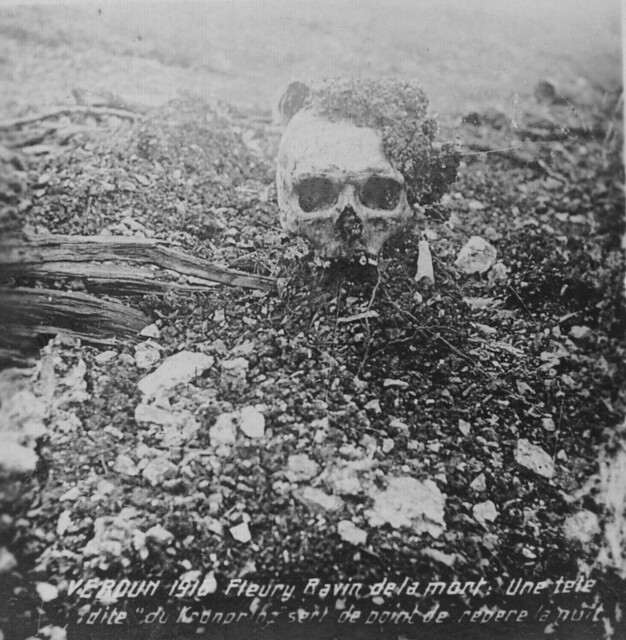 Verdun great war photos french front more horror in the trenches verdun 1916 publicscrutiny Image collections