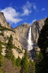 High Yosemite Falls