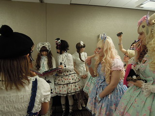 Angelic Pretty Tea Party at ACEN