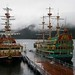 Pirate Ships, Hakone