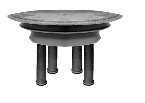 constructed table by Princess Bala Vera