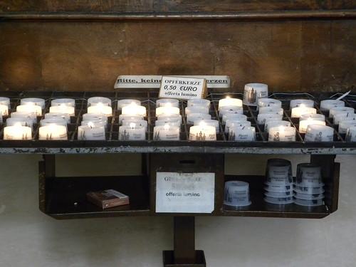 pasqua 2012 - elemosina - chiesa santa maria - ora - bolzano