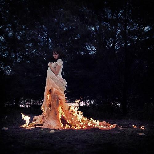 Burning Dreams, Burning Reality.