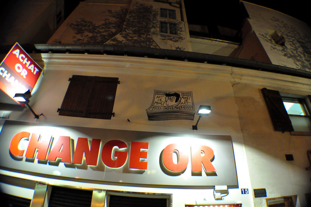 CHANGE OR