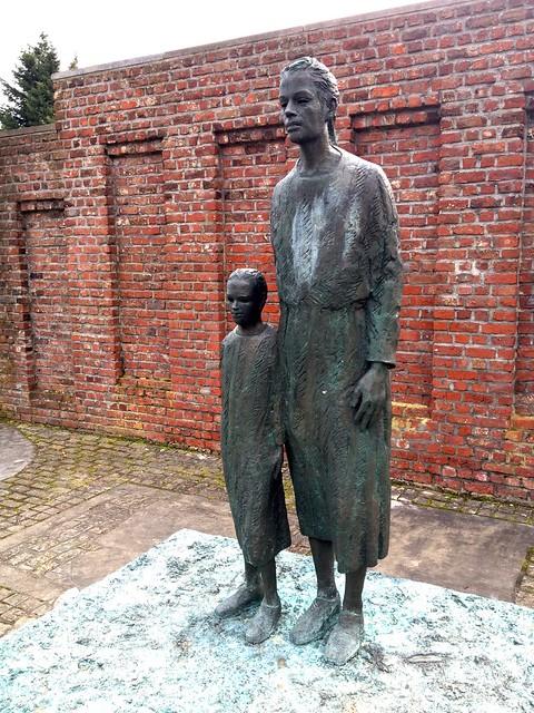 Monument Ravensbruck