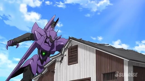 Gundam AGE Episode 17  Friendship and Love and Mobile Suits Youtube Gundam PH (9)