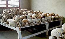 Những nạn nhân Rwandan
