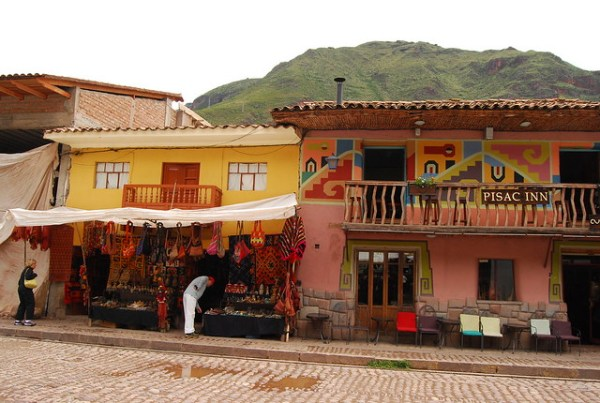 Plaza de Armas de Pisac