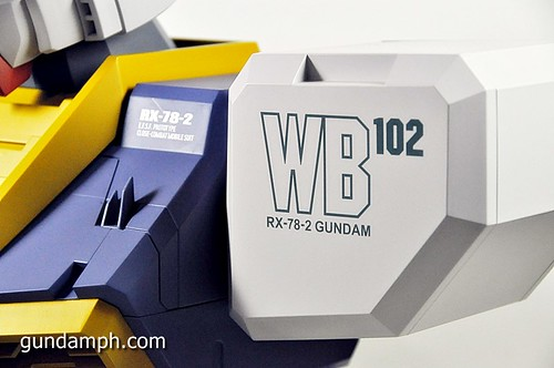 MSG RX-78-2 Bust Type Display Case (Mobile Suit Gundam) (29)