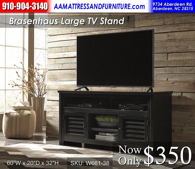 Brasenhaus 60in TV Stand