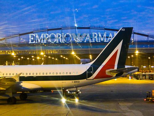 Lotnisko Mediolan Linate (LIN)