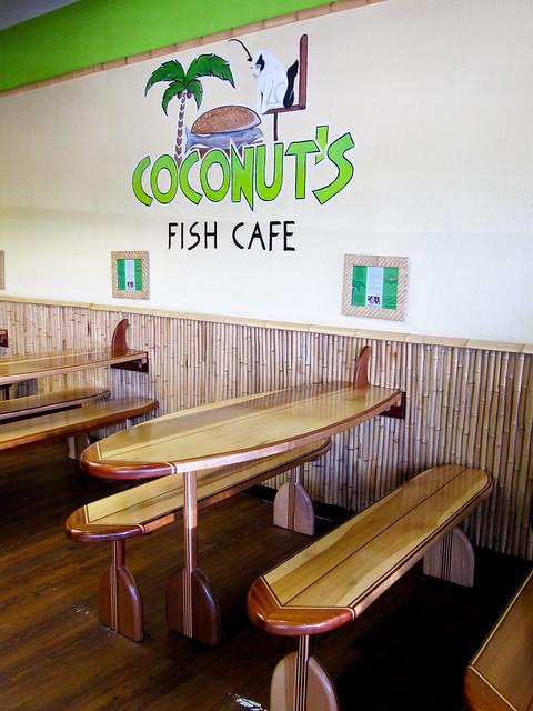 Coconut's Fish Cafe, Maui