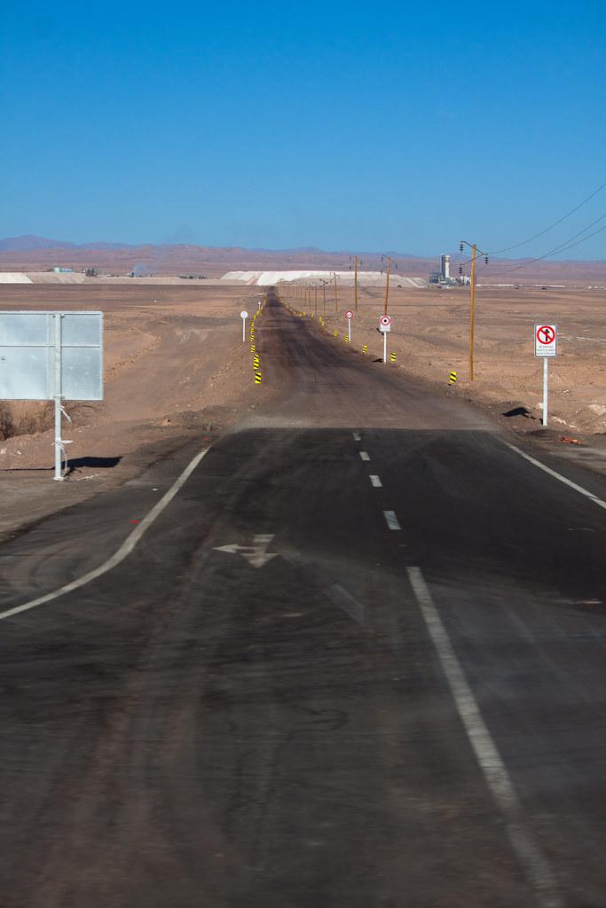 The endless Atacama desert