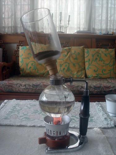 虹吸式咖啡_第二次1